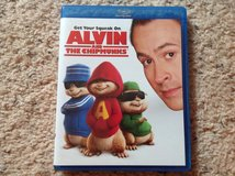 Alvin and the Chipmunks BluRay in Camp Lejeune, North Carolina
