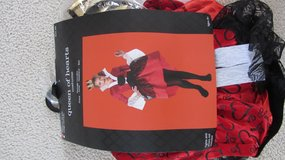 NEW Queen of Hearts Costume in Lockport, Illinois