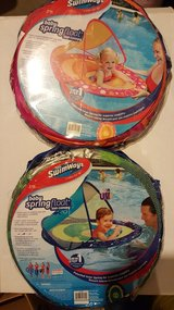 NEW Girl swimways pool float w canopy in Naperville, Illinois