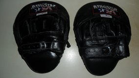 Ringside punch mitts in Fort Campbell, Kentucky
