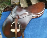"Gidden English Dressage saddle 17.5"" in Fort Riley, Kansas"