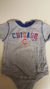 Addidas cubs onsie in Joliet, Illinois