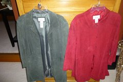 Faux Suede Jackets in Naperville, Illinois