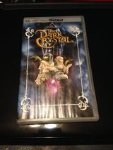 The Dark Crystal UMD for PSP in DeRidder, Louisiana