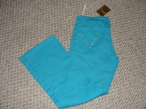 NWT BRIGHT BLUE JEANS WITH ACCENTS SIZE 10 in Camp Lejeune, North Carolina