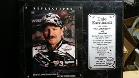 Dale Earnhardt in MacDill AFB, FL