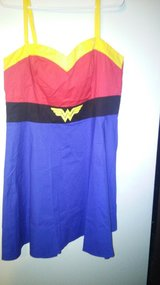 Wonder Woman dress - plus size in The Woodlands, Texas
