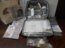 Avent Naturally ISIS Manual Breast Pump Cooler Bag Case 4 Oz Bottles in Spring, Texas