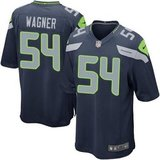 BOBBY WAGNER Seahawk Blue Stitched Nike NFL Adult XL (Blue) Jersey's (NEW) in Fort Lewis, Washington