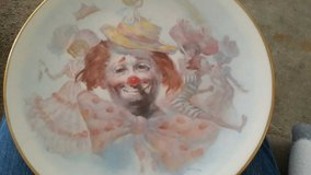 1977 Julian Ritter Clown Plate in Plainfield, Illinois