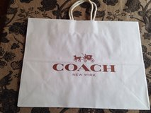 Paper Coach Shopping Bags in Naperville, Illinois