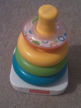Fisher price stacker in Spring, Texas