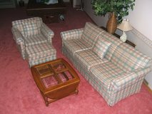 Couch, Chair & Ottoman in Naperville, Illinois