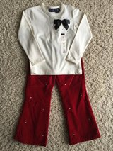 Girls Pants/Top-Size 4/4T in Lockport, Illinois