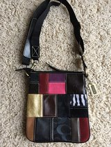 Authentic Coach Patchwork Messenger Crossbody Bag in Joliet, Illinois