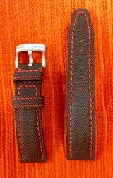 MilTAT Synthetic Fiber Wristwatch strap like new in Okinawa, Japan