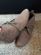 Brown shoes in Ramstein, Germany