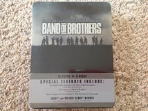 Band of Brothers DVD Set in Camp Lejeune, North Carolina