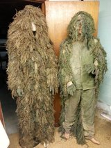 Custom Ghillie Suit (Full Coverage) in Quantico, Virginia