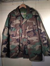 Field Jacket with Liner in Moody AFB, Georgia