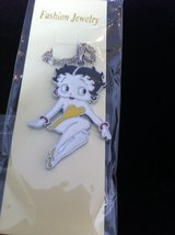 Necklace Betty Boop see picture. Nr3. in Ramstein, Germany