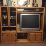 Entertainment Center (with TV, if wanted) in Naperville, Illinois