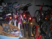 BICYCLES! ALL SIZES! BICYCLES (READY TO RIDE! in Fort Eustis, Virginia
