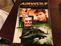 Airwolf Season 1 in Yorkville, Illinois