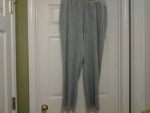 New - Kim Rogers Velour Track Pants XL in Eglin AFB, Florida