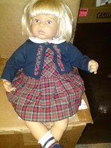 "22""Zapf Marie school days doll in Travis AFB, California"
