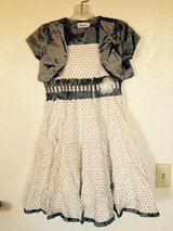 New with tags Very high quality girls dress with jacket in 29 Palms, California