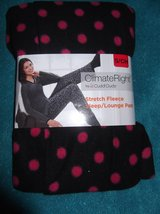 STRETCH/FLEECE SLEEP & LOUNGE PANTS   NWT in Cherry Point, North Carolina