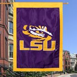 "***BRAND NEW***LSU Tigers 28"" x 44"" Applique Flag*** in Conroe, Texas"