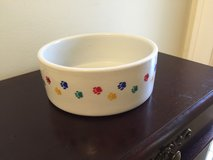 Ceramic Pet Food Bowl in Glendale Heights, Illinois