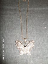butterfly necklace in Cherry Point, North Carolina