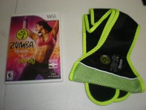 Wii Zumba with Belt in Camp Lejeune, North Carolina