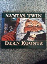 Santa's Twin children's book in Glendale Heights, Illinois