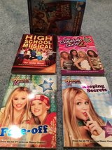 Disney Channel's Off the Charts boxed five books set in Glendale Heights, Illinois