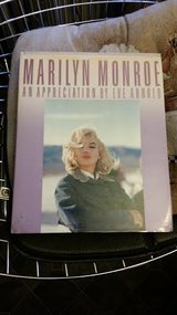 Marilyn Monroe An Appreciation Book in Fort Campbell, Kentucky