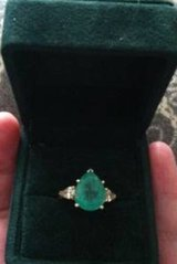 Vintage emerald ring in Fairfield, California