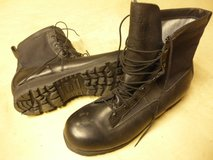 Military, Leather Boots, New - USA, Size 13/14 in Naperville, Illinois