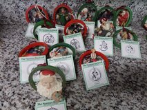NORMAN ROCKWELL CHRISTMAS ORNAMENT COLLECTION DANBURY MINT in Alamogordo, New Mexico