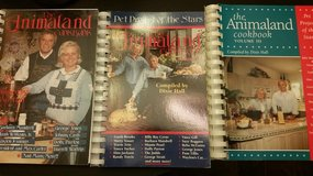 Animaland 3 Piece Cookbook Set in Fort Campbell, Kentucky