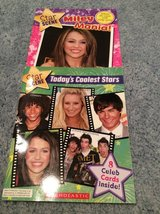 """Star Scene""Miley Mania and Today's Coolest Stars books in Glendale Heights, Illinois"