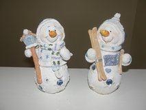 """NEW """"CHRISTMAS SNOWMAN"""" STATUES 7"""" TALL in Camp Lejeune, North Carolina"""