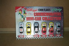 KELLOGG'S 75TH COMMEMORITIVE MINI-CAR COLLECTION in Naperville, Illinois
