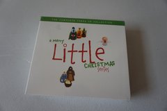 A Merry Lttle Christmas Music CDs Set of Three in Chicago, Illinois