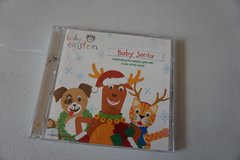 Baby Einstein Baby Santa Christmas Music CD in Chicago, Illinois