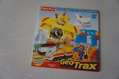 Fisher-Price Geo Trax DVD with 3 Episodes in Chicago, Illinois
