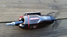 """Aircraft tool* Craftsman 3/8"""" drive impact wrench + air fitting in Byron, Georgia"""